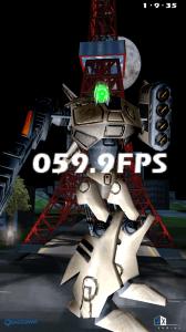 Výsledky benchmarku Neocore