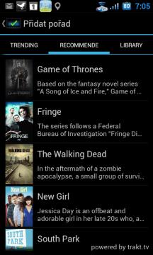 Doporučené seriály