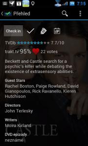 Nechybí popis epizody, herecké obsazení, režisér, autor scénáře a další zajímavé údaje.