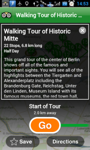 Procházka historickým centrem Berlína je 6,8 km dlouhá a navštívíte během ní 22 zajímavých bodů