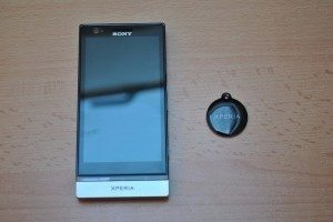 Sony Xperia P - NFC