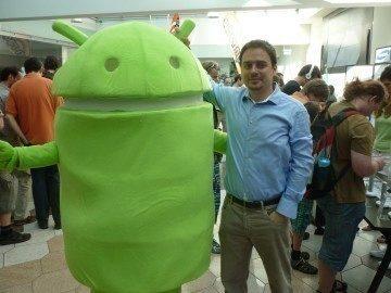 Obecna Android - Android RoadShow 2012 Praha