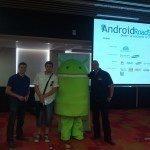 Výherce – Android RoadShow 2012 Praha