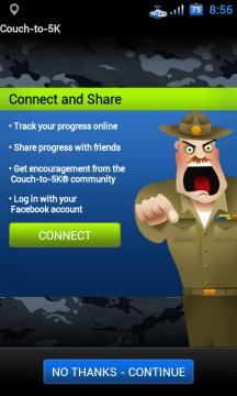 Můžete propojit aplikaci s účtem na Active.com