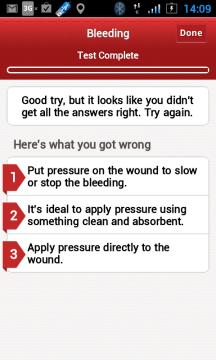 Vyhodnocení testu