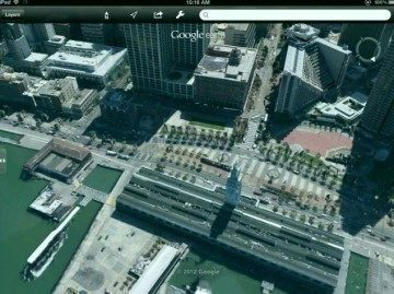 Google Mapy 3D