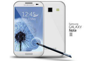 Galaxy Note 2 Concept Image