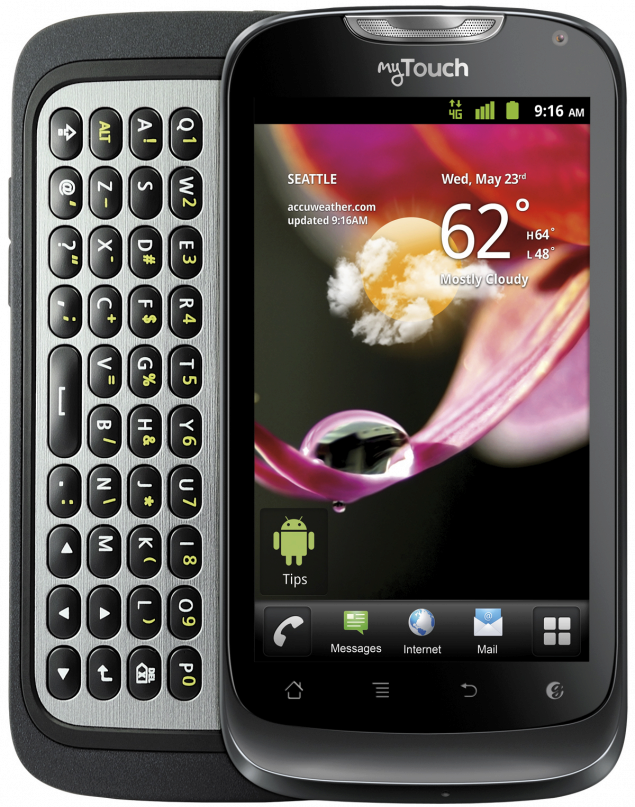 Huawei MyTouch Q