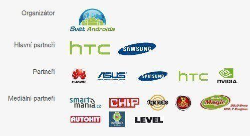Partneri Android RoadShow