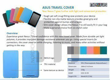 Asus Travel Cover