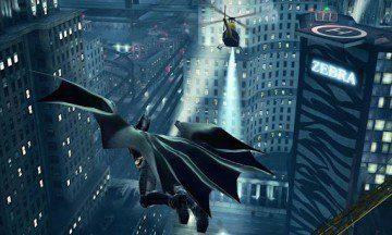 batman létání