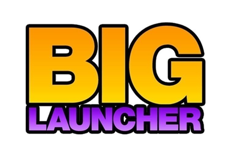 big launcher nahled
