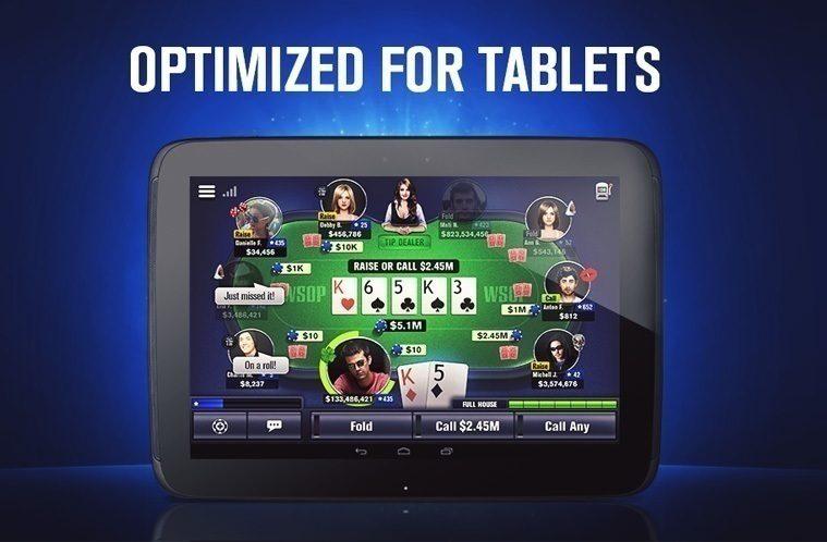 world series poker nahled