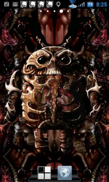 Biomechanical Droid