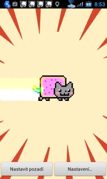 Nyan Cat Live Wallpaper