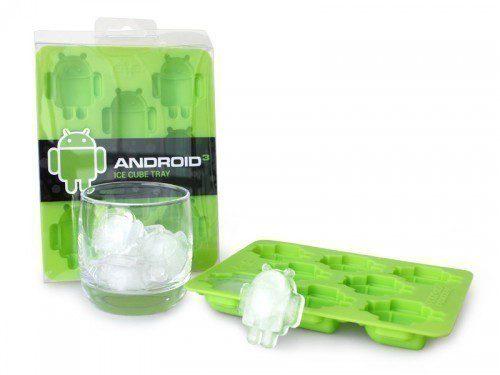 Androidí formičky na led