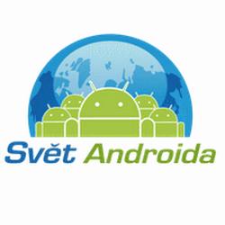 Svět Androida logo
