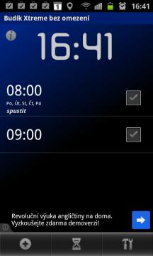 Alarm Clock (Budík) Xtreme