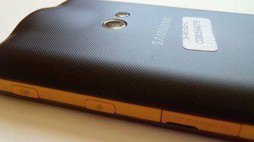 Pravá hrana Samsungu Galaxy Beam