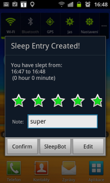 SleepBot Tracker - Sleep Suite