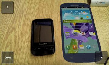 ...nebo černý Galaxy S III?