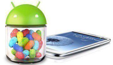 Jelly Bean pro Galaxy S III bude v říjnu