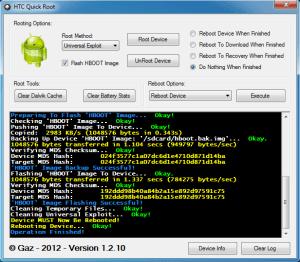 HTC Quick Root slibuje rootnutí jakéhokoli telefonu HTC