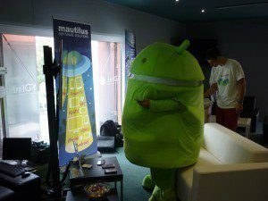 Android RoadShow 2012
