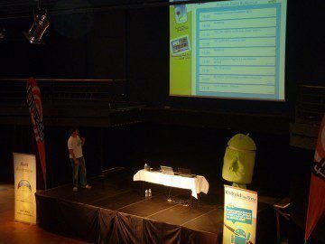 Android RoadShow 2012
