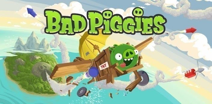 bad piggies main