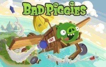 Bad Piggies: prasata v hlavní roli. Nová hra od Rovia vyjde 27. září
