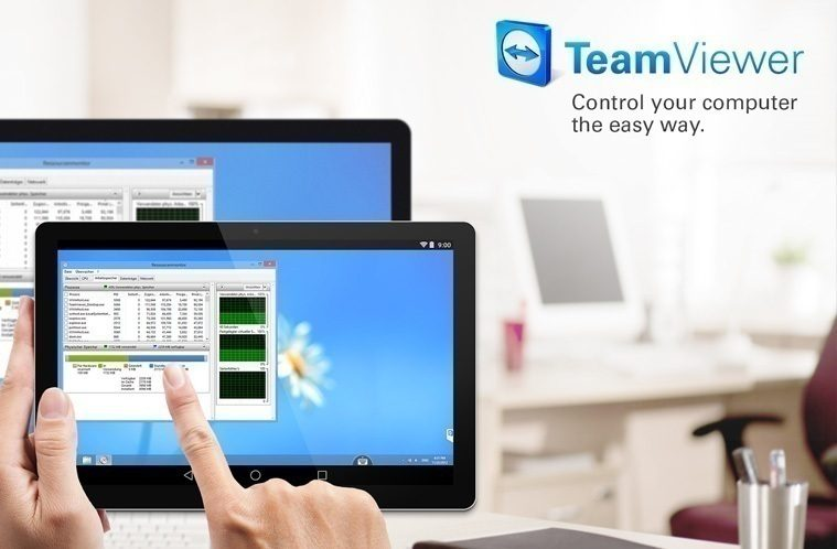 teamviewer nahled