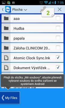 TeamViewer nyní umožňuje přenášet soubory z počítače do telefonu