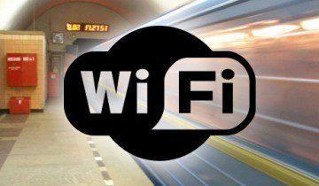 Wi-Fi v moskevském metru