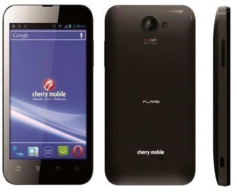 Cherry-Mobile-Flare