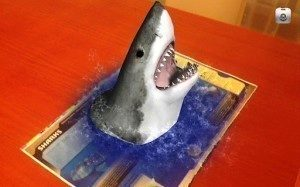 Můžete se těšit na setkání s bílým žralokem