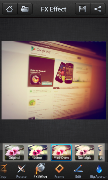 Fotor for Android