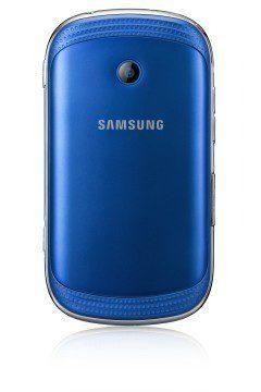 Samsung Galaxy Music zezadu