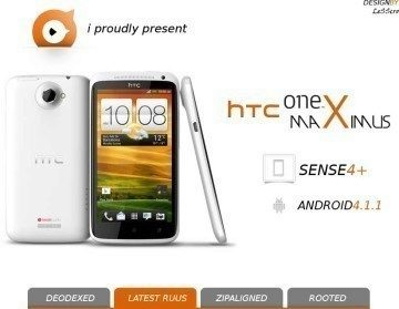 HTC One maXimus V4.1
