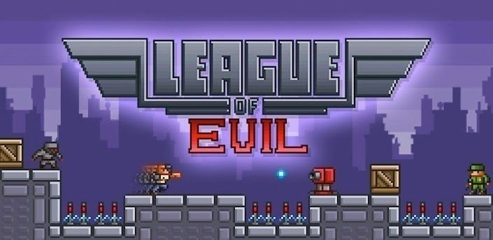 league of evil main
