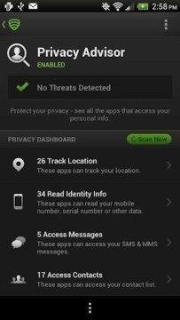 Lookout Security & Antivirus 3.0