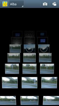 Fotky prezentované v efektní 3D animaci