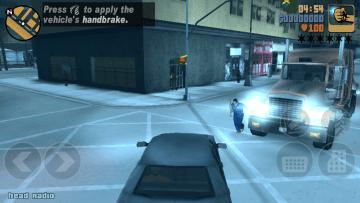 Hrát GTA na Galaxy Note II je radost