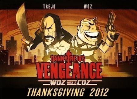 Danny Trejo Vengeance android game 1