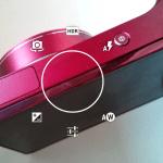 Nexus 4 fotoaparát