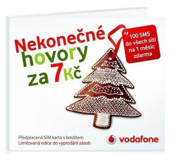 Vodafone  karta bez limitu