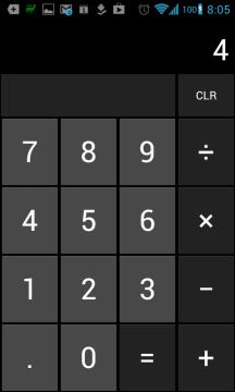 Vizuálnì se jedná o starou známou kalkulaèku