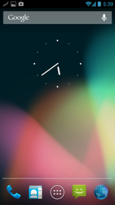 CyanogenMod 10 na Samsungu Galaxy Note II