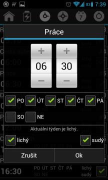 Handy Profiles
