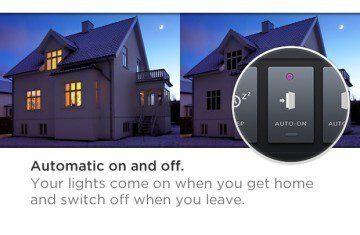 Odjíždíte na dovolenou? Chytré žárovky budou dělat, jako že jste doma